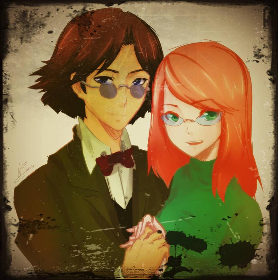 Simon and Betty by Okamisai