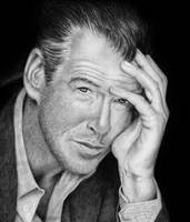 Pierce Brosnan by Wicked-Illusion