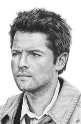 Castiel by Wicked-Illusion