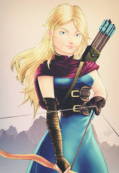 Aisling - Chronicles of Myriade by Lighthouse7