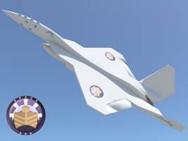 KER-111 Space Plane for Kerbal Space Program by Cymae