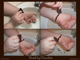 Death by Chocolate 3 by Kaliprana
