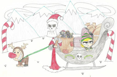 ...Navidad... by Begonia123