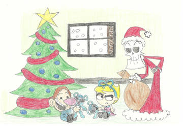 Merry Christmas!!! by Begonia123