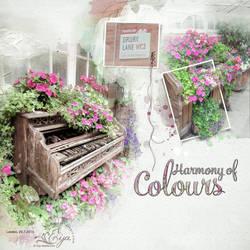 Harmony of Colours by Eijaite