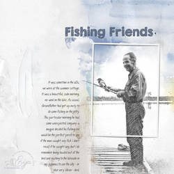 Fishing Friends by Eijaite