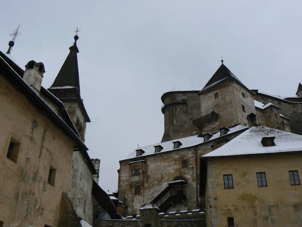 Orava Castle by nwinder