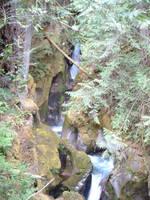 Gorge Creek Falls 2 by nwinder