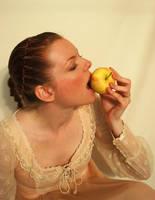 Apple Portrait 3 by chamberstock