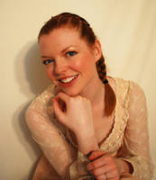 Lace Portrait Stock 6 by chamberstock