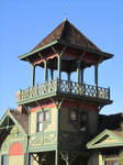 Cupola Stock by chamberstock