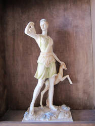Mini Statue stock 1 by chamberstock