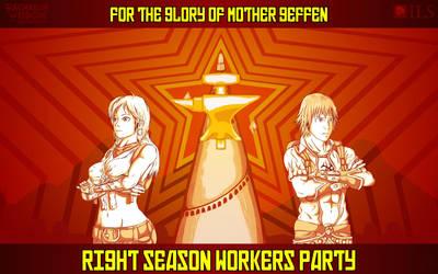 RW - Right Season Workers by trevmun