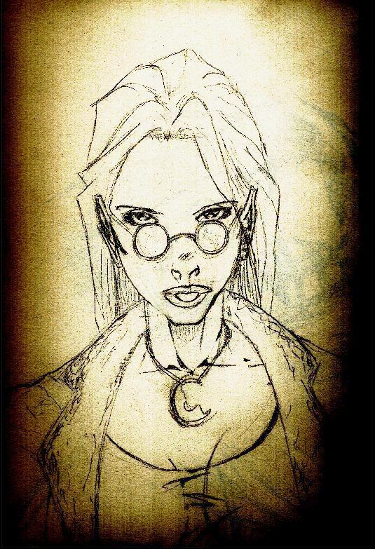 Lara Croft by Jenrathy by jenrathy