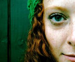 Green by stuklikeglew
