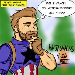 Avengers Infinity War Thoughts by Ninjasmacks