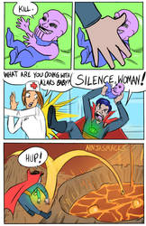 Strange Time by Ninjasmacks