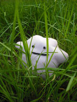 A WILD DITTO PLUSH APPEARED by ZerosFangs