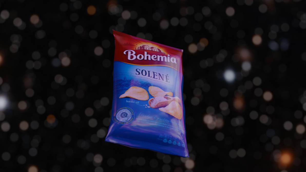 Bohemia Chips - Kosmicky zazitek