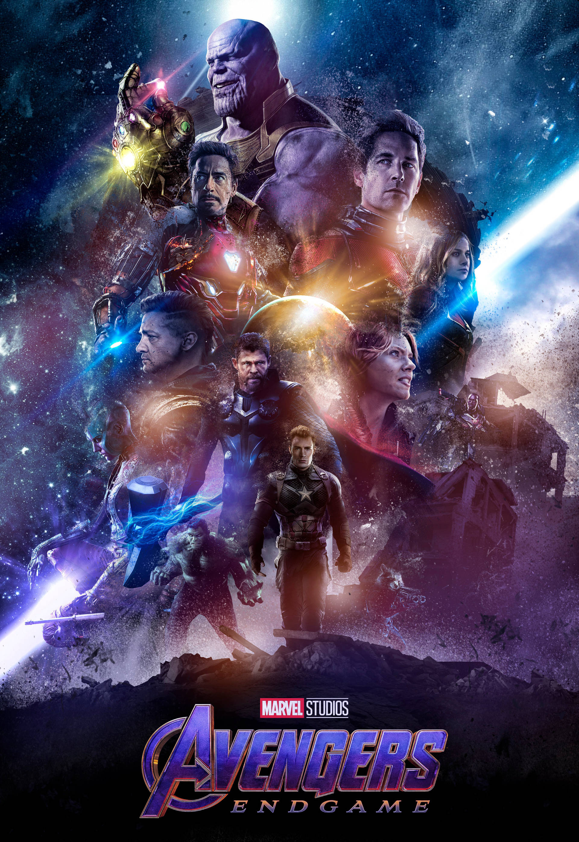 Avengers endgame 2019 Download official trailer Mp4