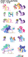 HAVE SOME PONIES 4 by Mixermike622
