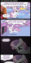 The Bestest Big Sister.. by FlufflePuff622