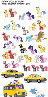 HAVE SOME PONIES 6 by Mixermike622