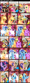 One Last Trick Part 2 by FlufflePuff622