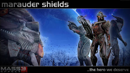Marauder Shields by Mixermike622