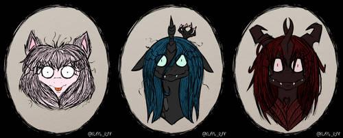 Weird Horse Noises by FlufflePuff622