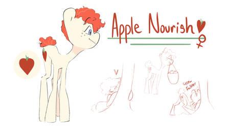 Apple Nourish ref by TaylorSketch