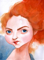 Lili Cole by melilustraciones