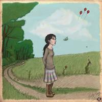 Livia -- Looking Forward by TellerofTales