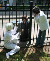 Death Note: Between The Bars by CrushMyVelvet