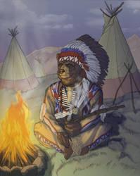 Kodiak Chieftan by kevin-is-dead