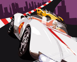 Speed Racer by Mik4g