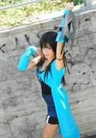 Rinoa Heartilly Final Fantasy VIII by ClajreFay