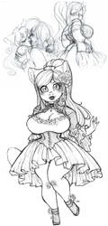 Nikki Doodles by kerenitychan
