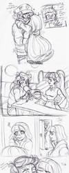 Dipcifica Doodles by kerenitychan