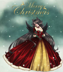 Secret Santa Dafter-story by kerenitychan