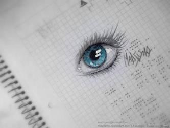 Eye by MADsismo