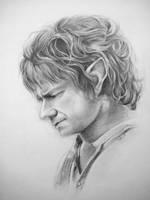 Bilbo Baggins by lady-hamilton