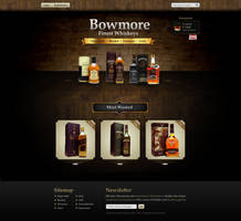 Bowmore Whiskey by SirPatrick1st