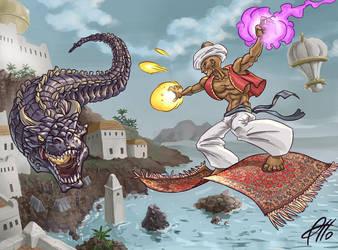 Magic Carpet by Ottinho