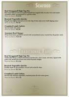 Dining Menu Brochure Inlay Pg2 by mangion