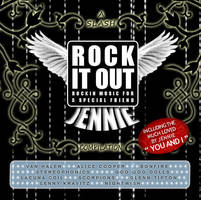 Jennie CD Cover by mangion