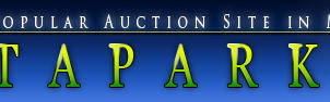 Auction Site Banner by mangion