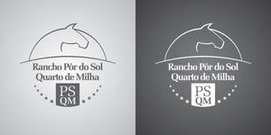 Rancho Por do Sol Logo by LGRuffa