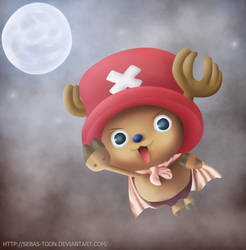 Chopper Man The Superhero by sebas-toon