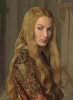 Cersei Lannister by Giando1611990